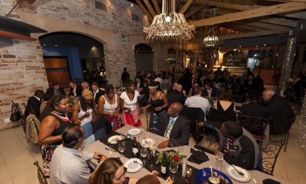 Day 2 Evening – Moyo Restaurant – Sat 6th Oct 2012